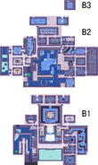 Temple Of Droplets Map