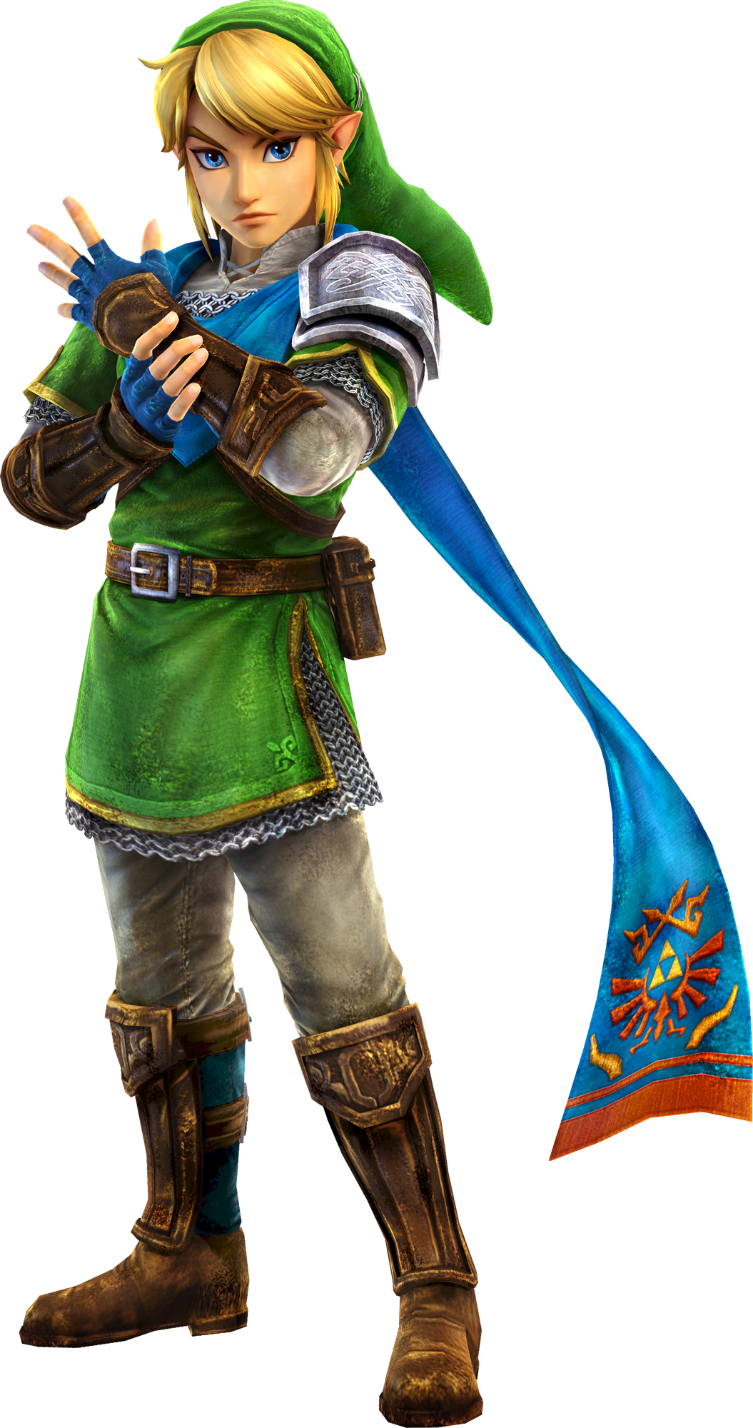 Link Hyrule Warriors Zeldapedia Fandom
