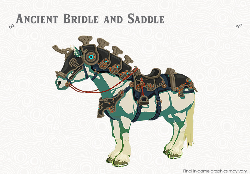 Ancient Bridle