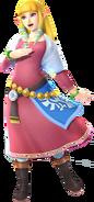 Zelda - Skyloft Robes (Hyrule Warriors Skyward Sword Costume DLC)