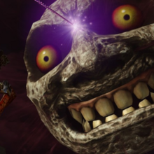 Hyrule Warriors The Shadow King The Moon of Impending Doom VS Twilit Dragon Argorok (Cutscene).png