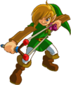 Link with Slingshot