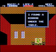 Miroir AOL