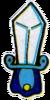 Arte da Espada Branca em The Legend of Zelda
