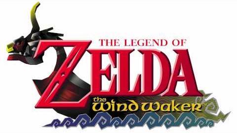 Zelda The Wind Waker Music - Molgera