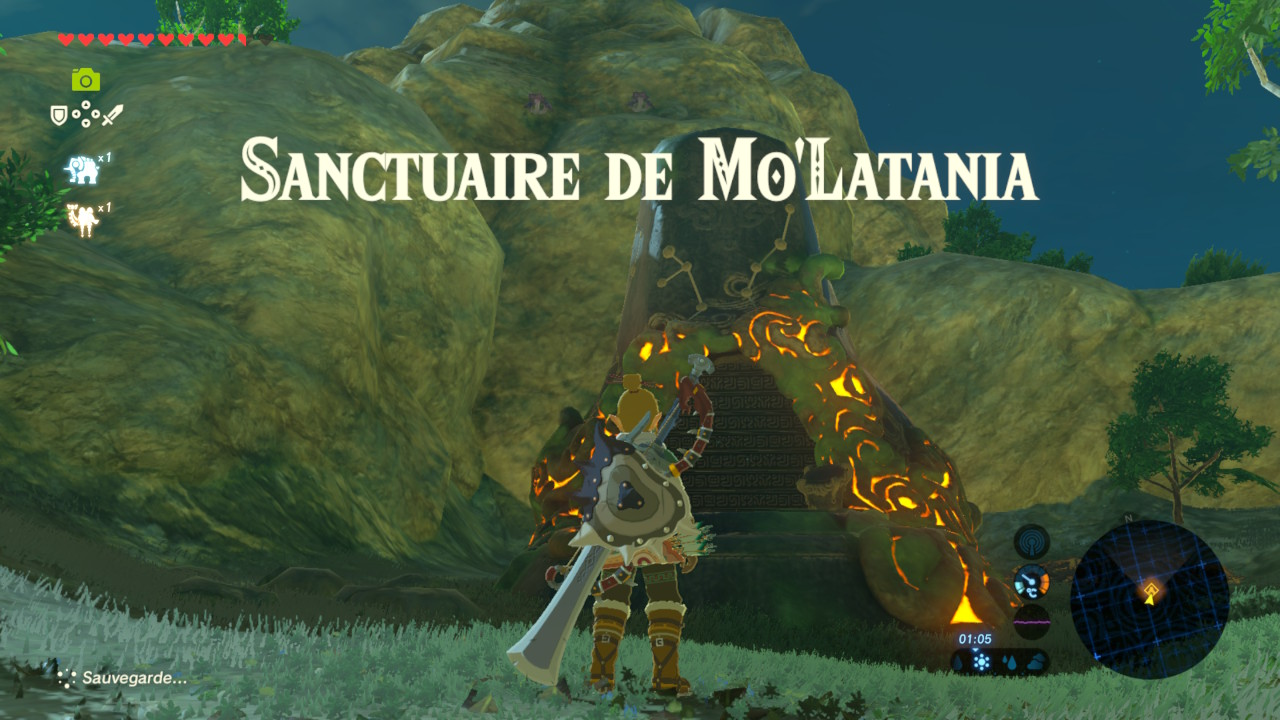 Sanctuaire de Mo'Latania