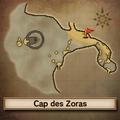 Carte Cap Zora MM3D