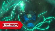 Suite de The Legend of Zelda Breath of the Wild - Bande-annonce