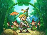 Guía de The Legend of Zelda: The Minish Cap