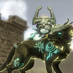 Twilight Wolfos Zeldapedia Fandom