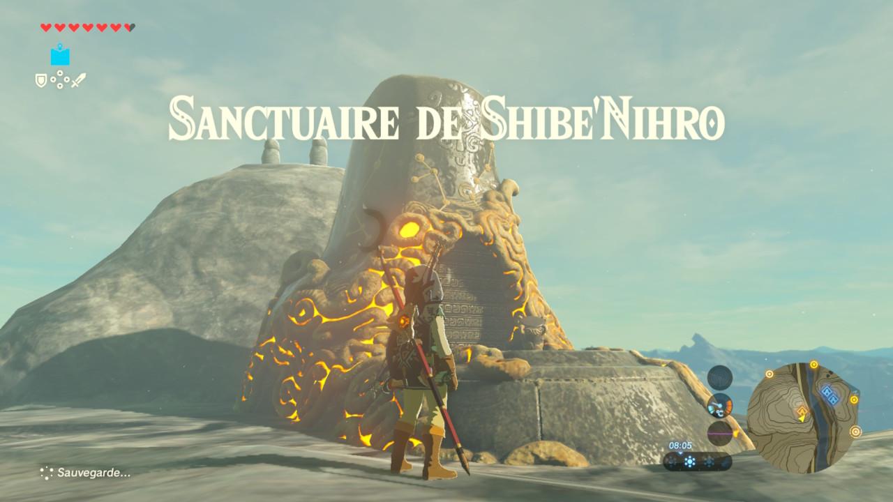 Sanctuaire de Shibe'Nihro