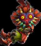 Majora's Puppet, Skull Kid as he appears in the Hyrule Warriors series