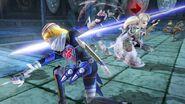 Sheik vs Fausse Zelda Iscerro HW