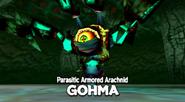 Batalla contra la Reina Gohma