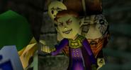 Happy Masks Salesman