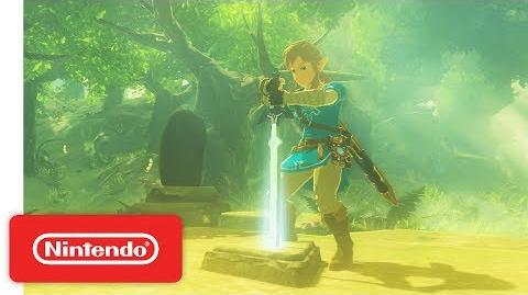 The Legend of Zelda Breath of the Wild - Expansion Pass - Nintendo E3 2017
