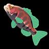 Breath of the Wild Fish (Bass) Staminoka Bass (Icon)