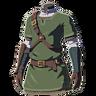 Breath of the Wild amiibo Rune Items (Twilight Hero's Clothes Armor Set) Tunic of Twilight (Icon)