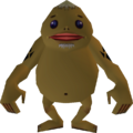 A Goron from Majora's Mask