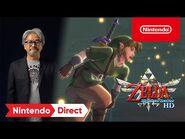 The Legend of Zelda- Skyward Sword HD s'élance le 16 juillet sur Nintendo Switch !