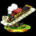 Trofeo Tren de los Dioses SSB3DS