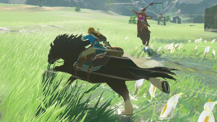 Zelda breath of the wild horse.png