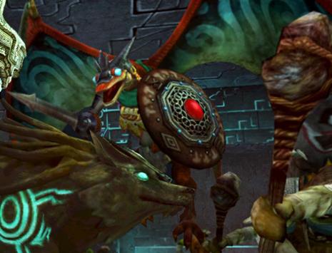Enemigos de Hyrule Warriors