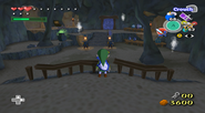 Dragon roost room