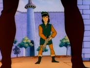 Zelda 1989 Trough Legs