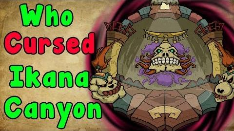 Zelda Theory - Who CURSED Ikana Canyon? (The Legend Of Zelda Majoras Mask)-0