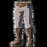 Breath of the Wild amiibo Rune Items (Twilight Hero's Clothes Armor Set) Trousers of Twilight (Icon)