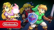 Cadence of Hyrule - Bande-annonce