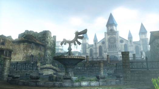 Temple of the Sacred Sword