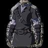 Breath of the Wild Dark Link Armor Dark Tunic (Icon)