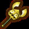 Hyrule Warriors Legends Sand Word Sand Wand (Level 1 Sand Wand)