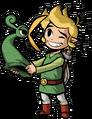 Link Artwork 1 (The Minish Cap)