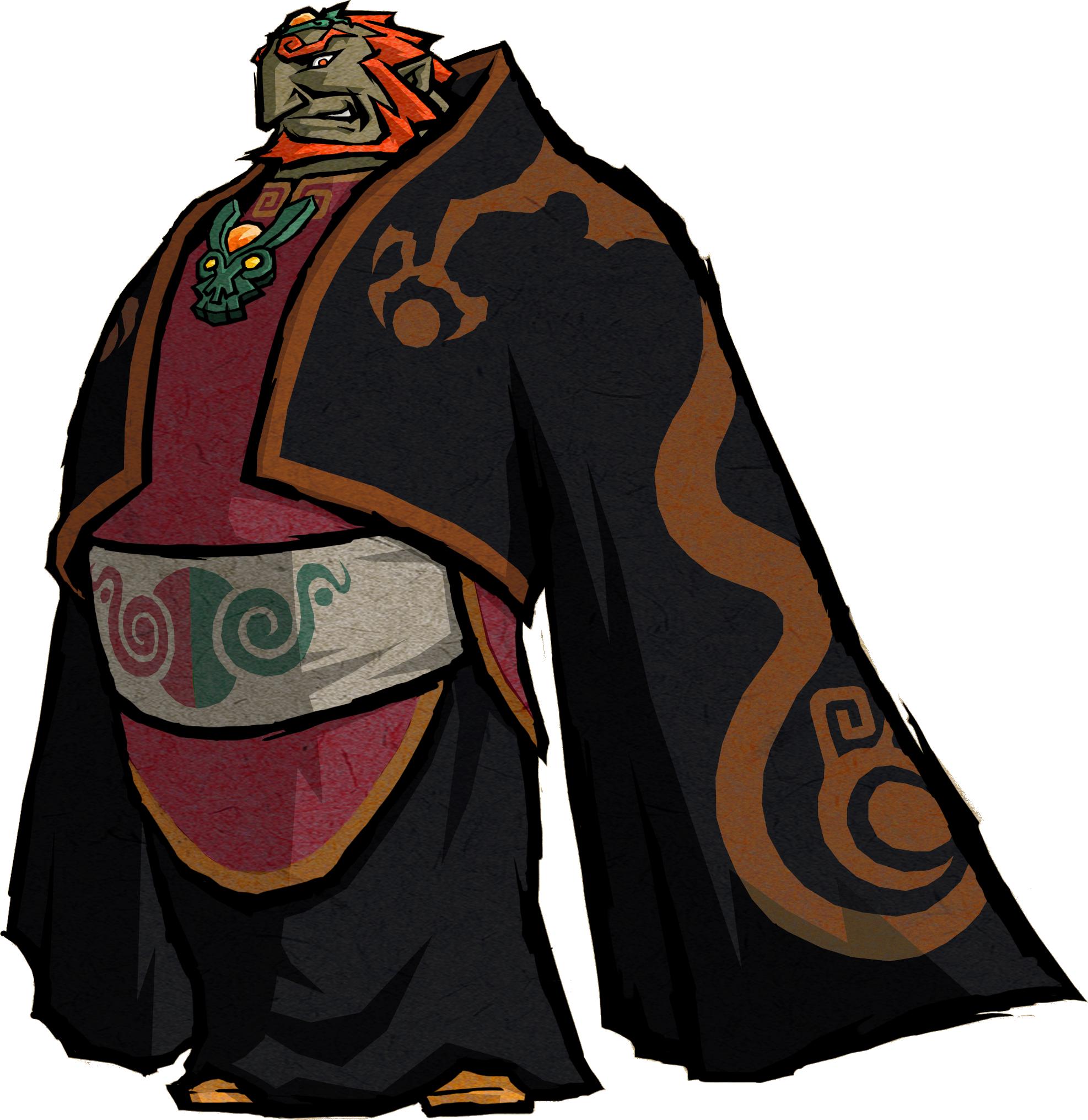 Ganondorf (The Wind Waker)
