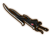 Hyrule Warriors Demon Blade True Demon Blade (Level 3 Demon Blade)