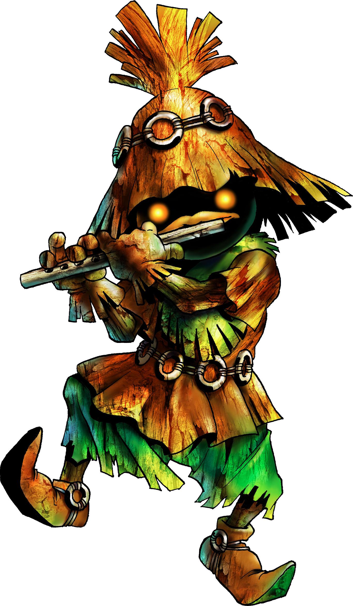 Skull Kid Artwork (Ocarina of Time).png