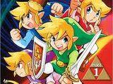 Manga de The Legend of Zelda: Four Swords