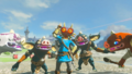 Breath of the Wild The Master Trials DLC Majora's Mask (Head Armor)