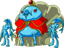 King Zora (Oracle of Ages)