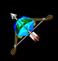 Flechas de Hielo artwork MM3D