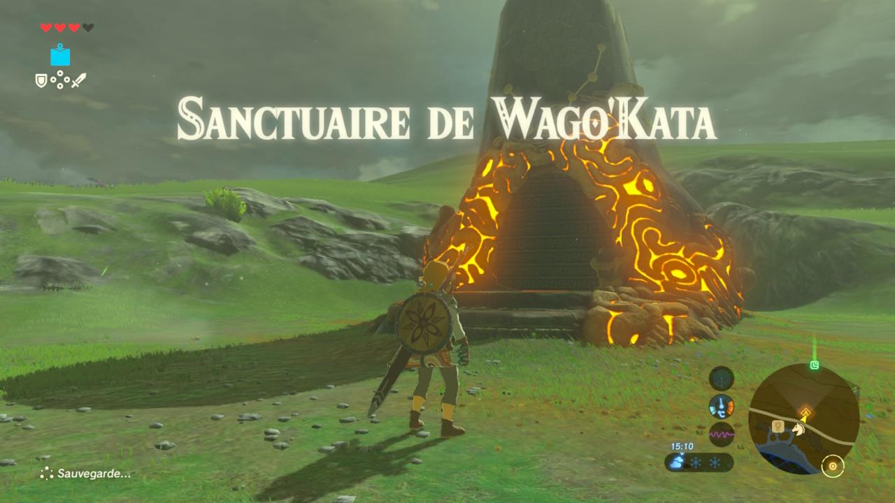 Sanctuaire de Wago'Kata