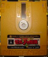 Famicom Zelda Disk