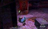 MM-Estatua de pluma de la fortaleza