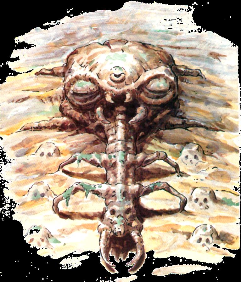 Forêt de Squelettes (A Link to the Past)
