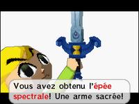 Obtention de l'Épée Spectrale
