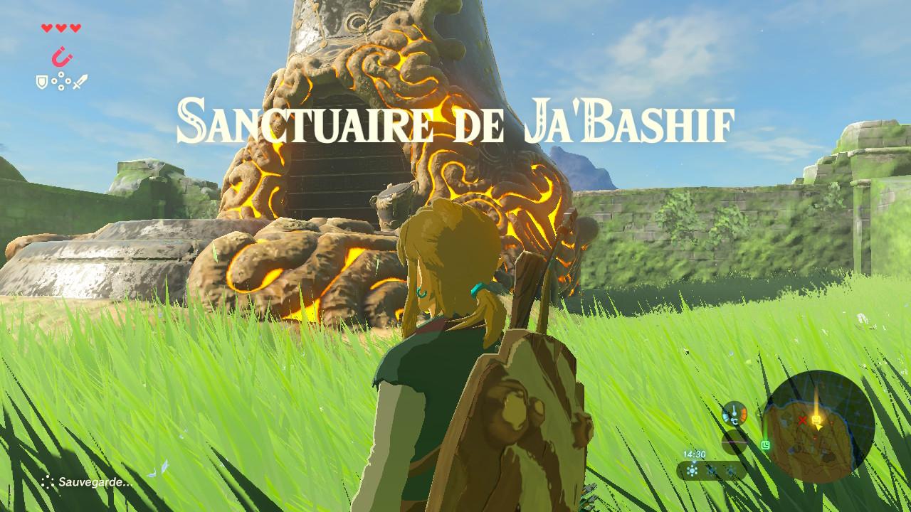 Sanctuaire de Ja'Bashif