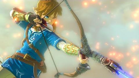 Legend of Zelda Wii U Gameplay Trailer (HD)
